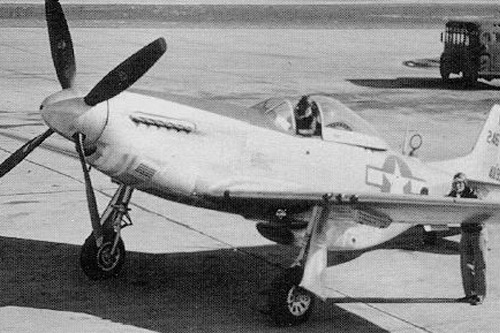 P-51 Mustang at P-51 Variants